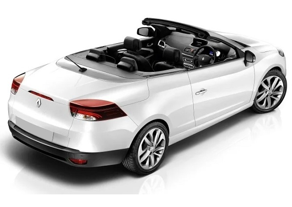 Renault Megane Floride Convertible For Hire Sunshine Coast