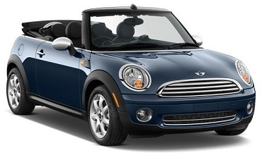 MINI Cooper S R57 Sports Convertible for hire Sunshine Coast
