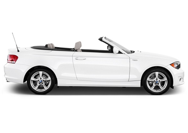 BMW 120i Limited Edition Convertible For Hire Sunshine Coast